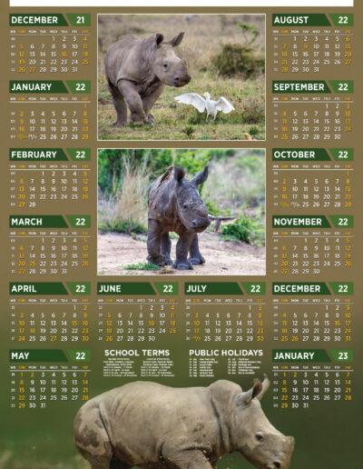 Rhino Poster 2022